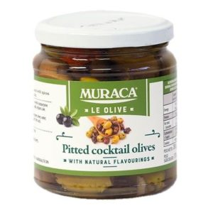 Muraca Pitted Olives